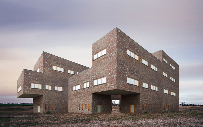 KulturRAUM Hombroich – Pixel