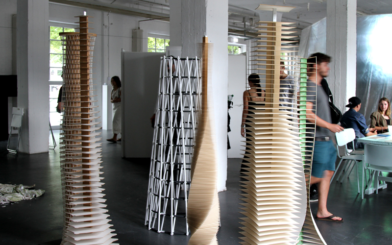Parametric Towers